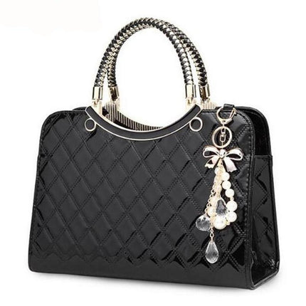 Fashion Wild women handbags Luxury PU Leather Handbag