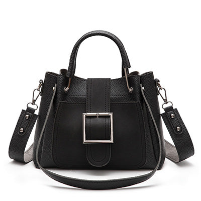 Luxury Shoulder Bags Women PU Leather Handbag