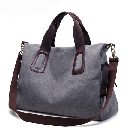 Women Handbags Casual Totes Hobos Solid Shoulder Bag Vintage Crossbody Bags