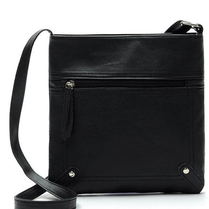 Women Messenger Bags Females Bucket Bag PU Leather Crossbody Shoulder Bag Handbag