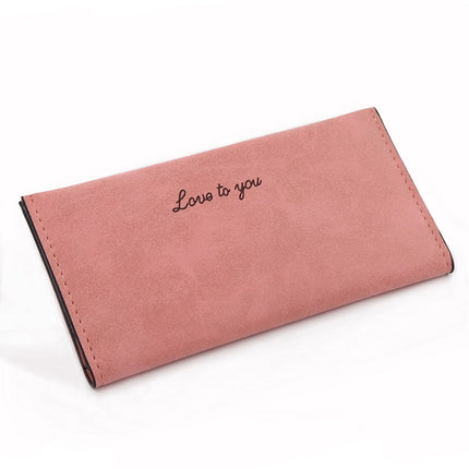 Elegant Women Wallets Slim Classical Luxury Card Wallet Purse Concise Thin Wallet