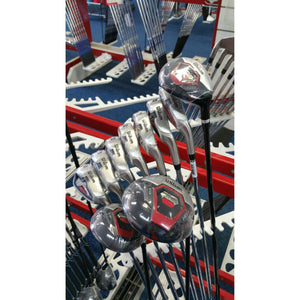 WILSON PROSTAFF HDX - SET (FREE FREIGHT) CLICK FOR MEMBERS PRICE-GOLF SETS-The Golf Gurus