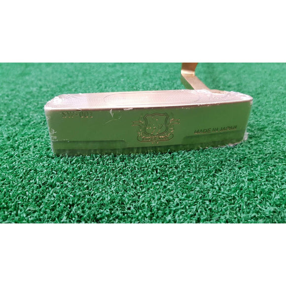 SWORD GOLD SERIES PUTTERS - SW001-The Golf Gurus