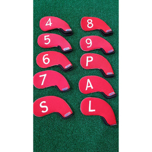 BFG Iron Cover Set-ACCESSORIES-The Golf Gurus