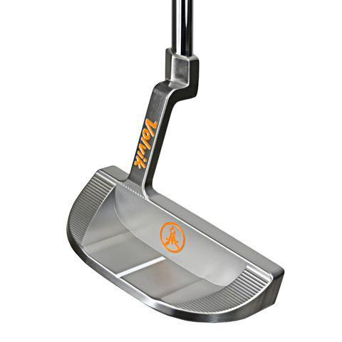 GAUGE DESIGN M2 SS VOLVIK SILVER - PUTTER-PUTTER-The Golf Gurus