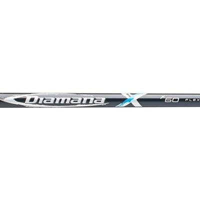 MITSUBISHI DIAMANA X - DRIVER SHAFT-SHAFTS-The Golf Gurus