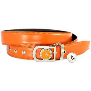 GOLF BELT WITH MAGNETIC BALL MARKER-BELTS-The Golf Gurus