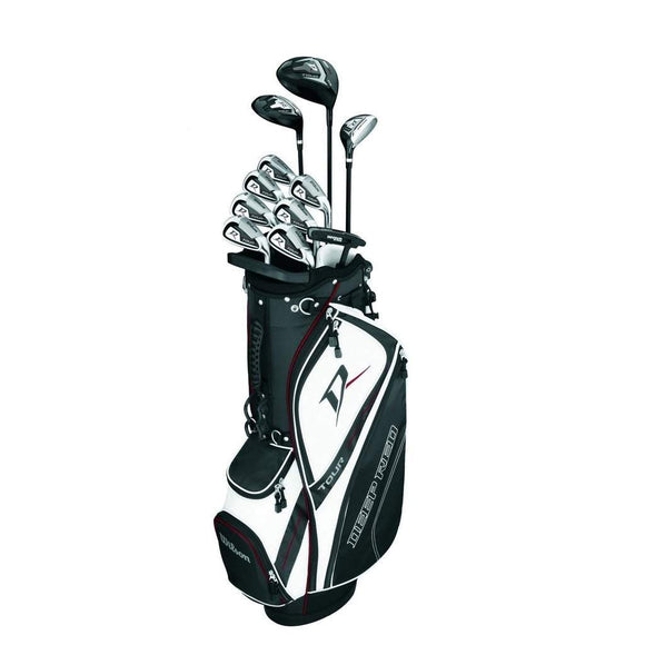 WILSON DEEP RED TOUR PACKAGE - FREE FREIGHT (CLICK FOR MEMBERS PRICE)-GOLF PACKAGE-The Golf Gurus