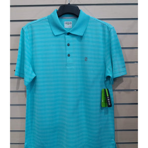 IZOD Jacquard Polo-The Golf Gurus