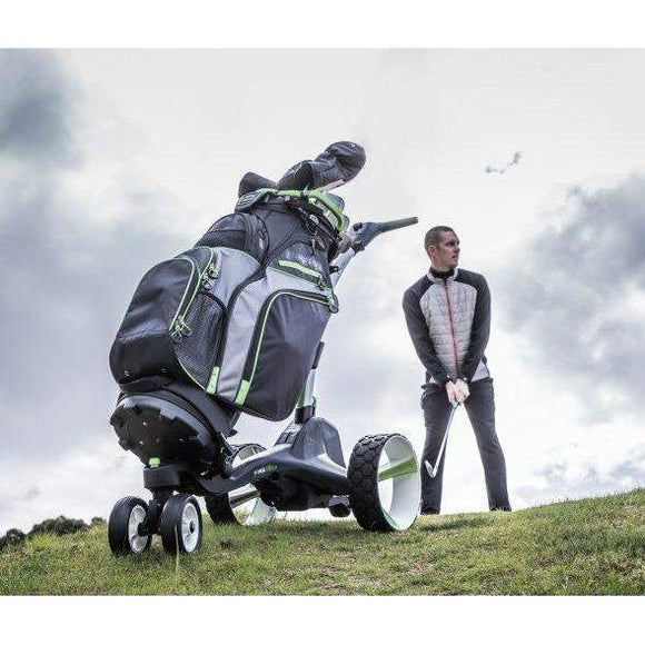 MGI Zip X5 MOTORISED GOLF BUGGY (Click for Member's Price)-The Golf Gurus