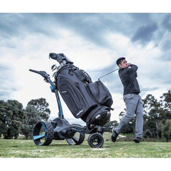 MGI Zip NAVIGATOR MOTORISED GOLF BUGGY (Click for Member's Price)-The Golf Gurus