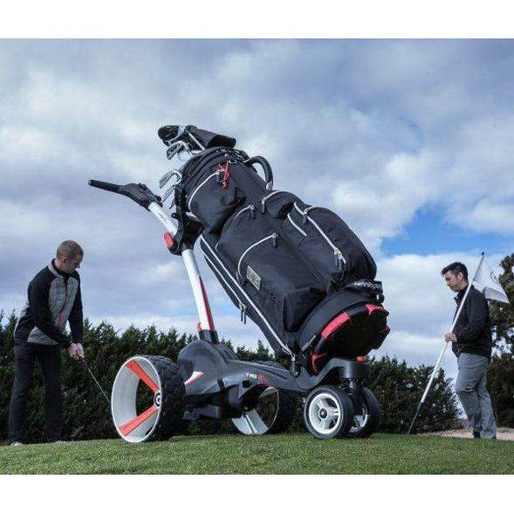 MGI Zip X3 MOTORISED GOLF BUGGY (Click for Member's Price)-The Golf Gurus