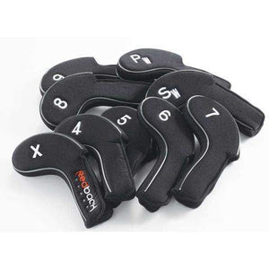 REDBACK MAGNETIC IRON COVERS X9-IRON AND WOOD COVERS-The Golf Gurus
