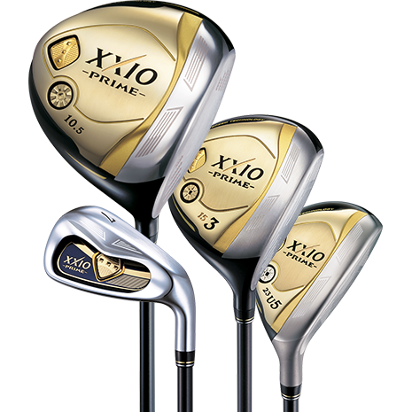 XXIO PRIME PACKAGE OPT.1-GOLF PACKAGE-The Golf Gurus