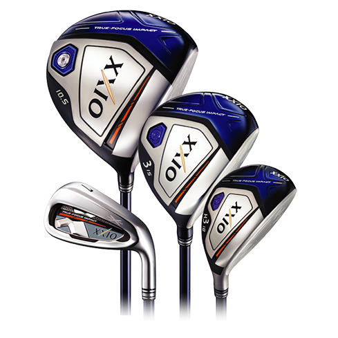XXIO 10 PACKAGE OPT.1-GOLF PACKAGE-The Golf Gurus