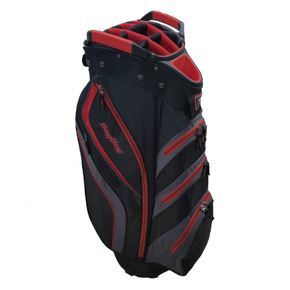 BAGBOY LITE RYDER 2 GOLF BAG (TOP-LOK)-GOLF BAGS-The Golf Gurus