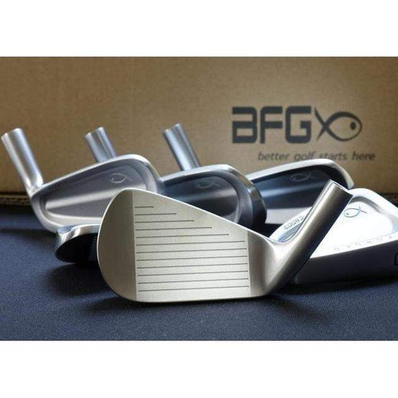 BFG CB005 FORGED IRONS - CLICK FOR MEMBER'S PRICE-IRON SET-The Golf Gurus