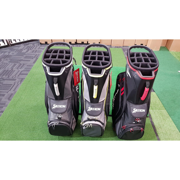 SRIXON Z CART BAG-GOLF BAG - CART-The Golf Gurus