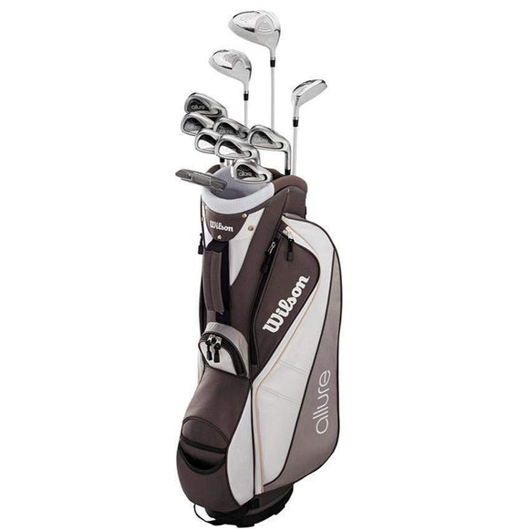WILSON ALLURE LADIES GOLF PACKAGE - (FREE METRO SHIPPING)-GOLF PACKAGE-The Golf Gurus