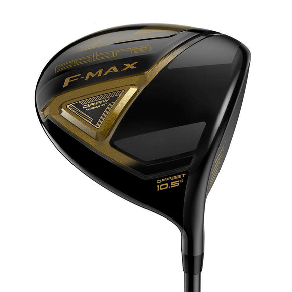 F-MAX OFFSET DRIVER-DRIVER-The Golf Gurus
