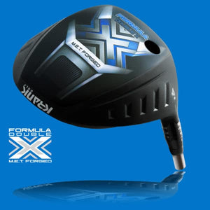 KRANK FORMULA DOUBLE X DRIVER - HEAD ONLY-DRIVER-The Golf Gurus