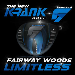 KRANK + BFG LEFT HAND PACKAGE-GOLF PACKAGE-The Golf Gurus