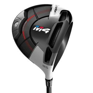 HIRE TM/RH/M4 460cc Driver 9.5 w. ATMOS RED S-HIRE DRIVER-The Golf Gurus
