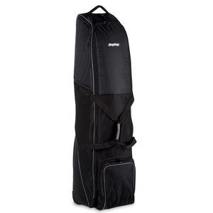 BagBoy Golf Travel Cover T-650 - Black / Charcoal-GOLF BAG - TRAVEL-The Golf Gurus