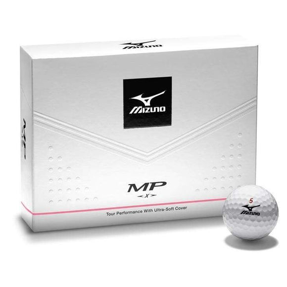 MIZUNO MP-X GOLF BALLS - 2 DOZ-The Golf Gurus