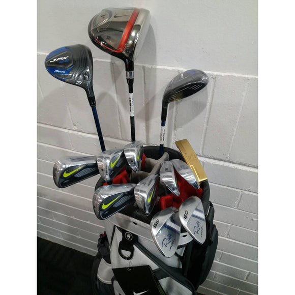 MIZUNO / NIKE GOLF PACKAGE-GOLF PACKAGE-The Golf Gurus