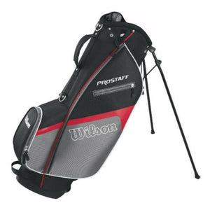 WILSON PROSTAFF CARRY STAND BAG - FREE FREIGHT-GOLF BAG - STAND-The Golf Gurus