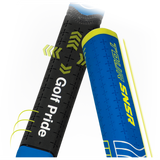 GOLF PRIDE TOUR SNSR STRAIGHT BLUE PUTTER GRIP-GRIPS-The Golf Gurus