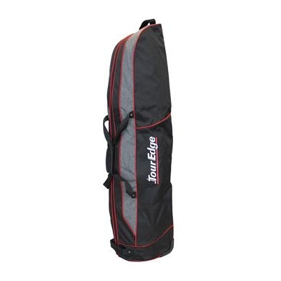 TOUREDGE DELUXE TRAVEL COVER WITH WHEELS-GOLF BAG - TRAVEL-The Golf Gurus