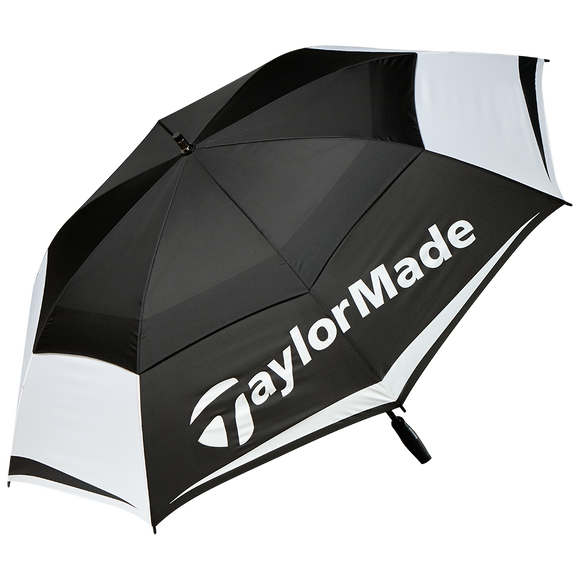 TAYLORMADE TOUR DBL CANOPY UMBRELLA-ACCESSORIES-The Golf Gurus