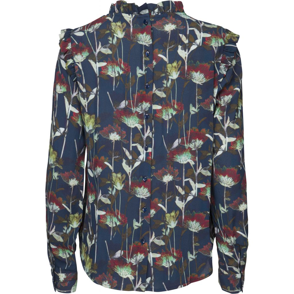 Alanna blouse - Navy