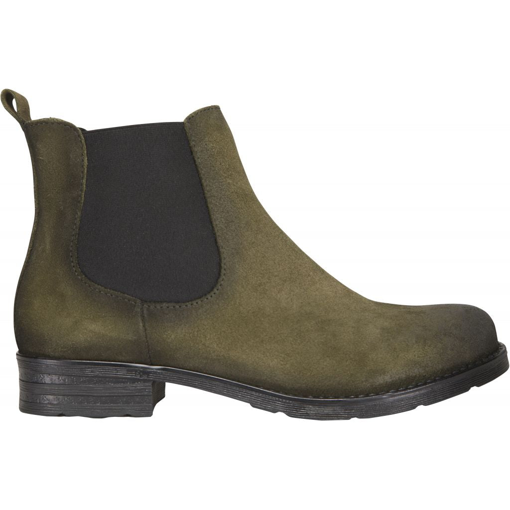 Tegan boot - Olive Green