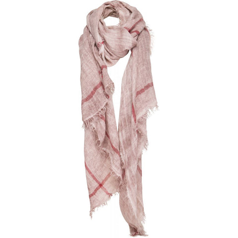 Ina scarf - Rose