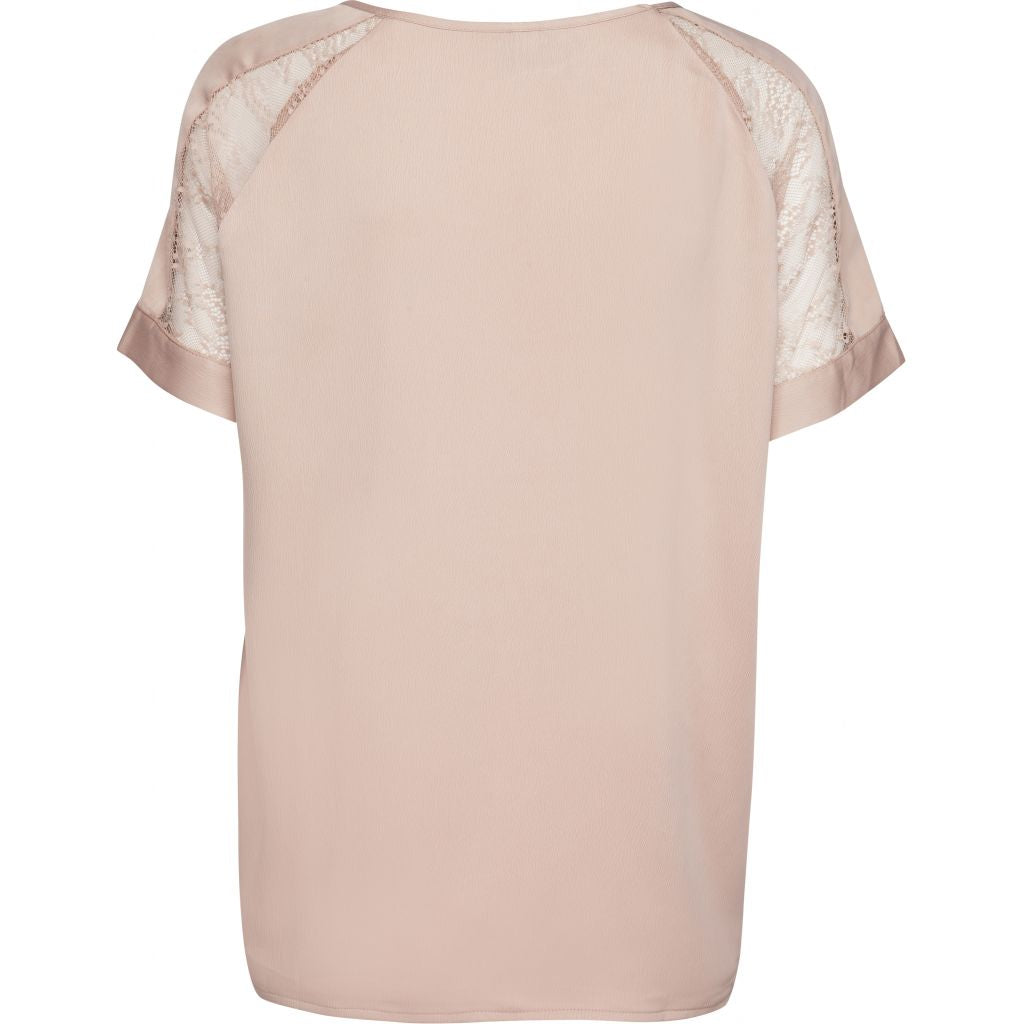 Beau blouse - Rose dust