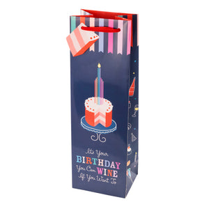 Birthday Cake (Gift Bag)