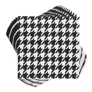 Houndtooth Napkins (Set of 20)
