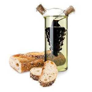 Twine Grape Oil And Vinegar Cruet