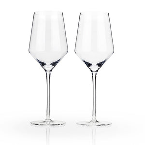 Raye: Crystal Chardonnay Glass Set