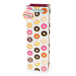 Donut Pattern Gift Bag