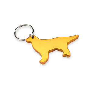 Dog Keychain Bottle Opener