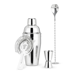 Fortify™ Stainless Steel Barware Set