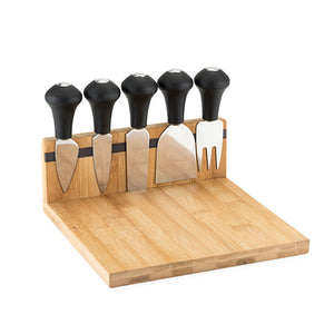 Brace Magnetic Cheese Board and Tool Set