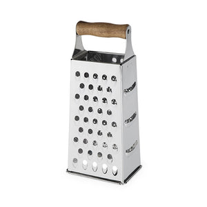 Acacia Wood Handled Cheese Grater