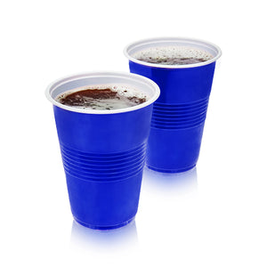 Blue Party Cups (Set of 24)