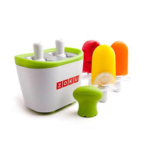 Zoku Red Duo Quick Pop Maker