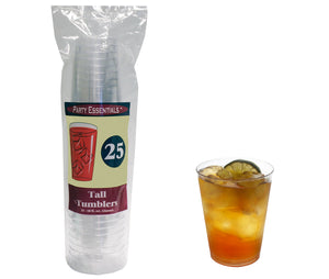 Collins Tall Tumblers 300ml (25 pieces)